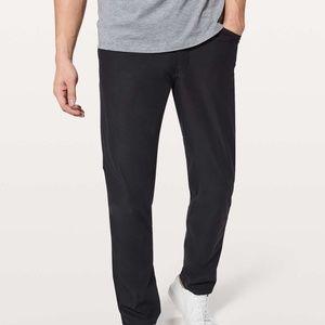 "Lululemon ABC Pants Classic Size 38  X 33"" - Black"